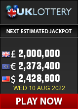 UK lotto rollover