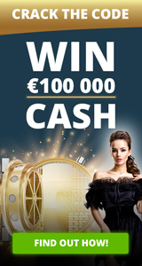 Crack The Code and Win 100,000 Euro
