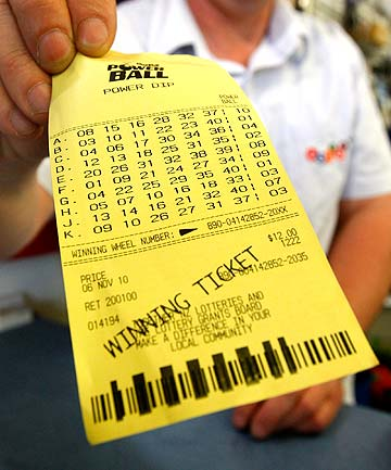 euro lotto numbers